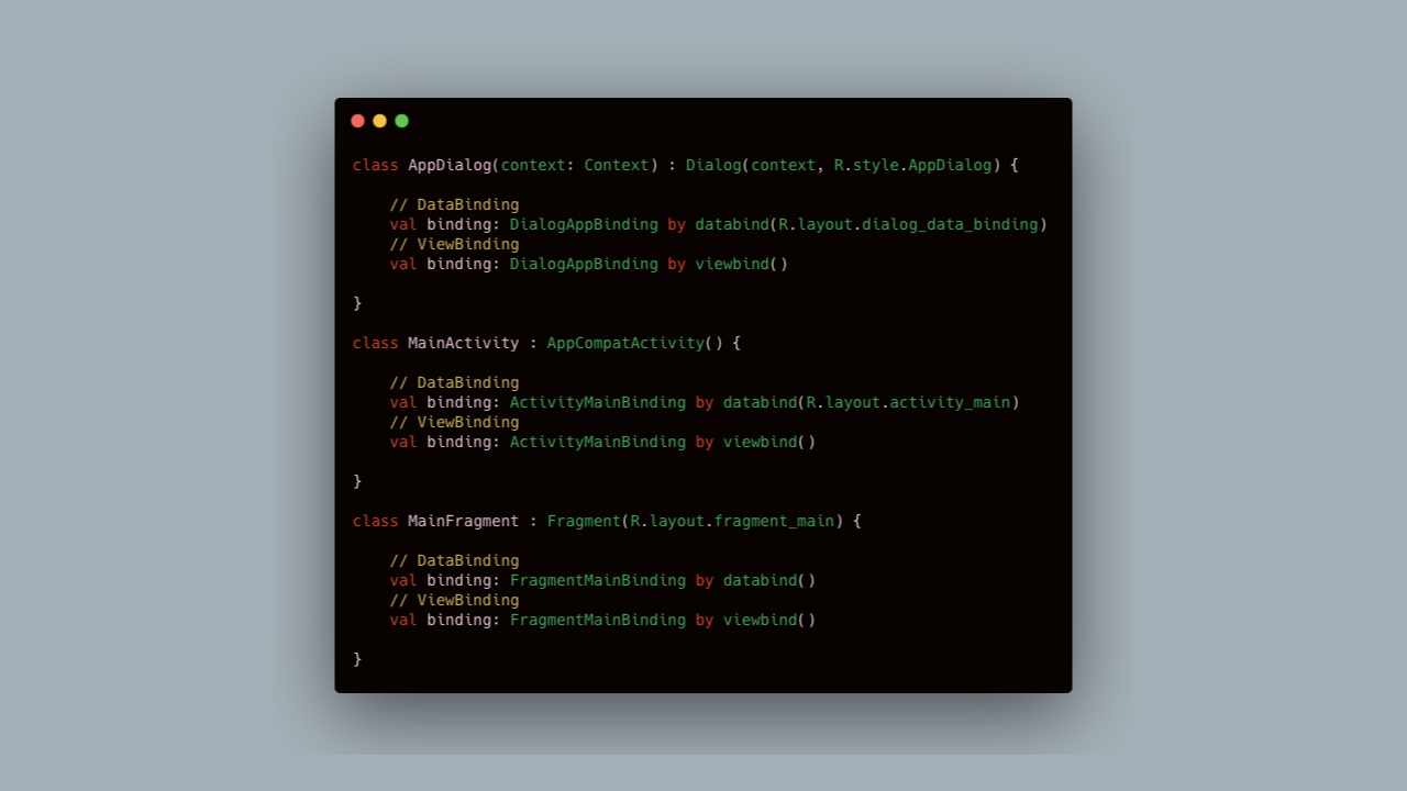 Kotlin 插件的落幕,ViewBinding 的崛起